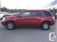 Make Chevrolet Model Equinox Year 2006 Colour Red kms