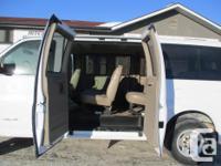 Make Chevrolet Model Express Passenger Year 2006