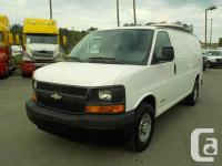 Make Chevrolet Model Express Year 2006 Colour White
