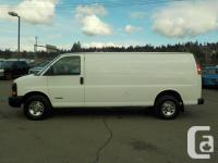 Make Chevrolet Model Express Year 2006 Colour White