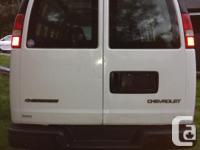 Make Chevrolet Model Express Cargo Van Year 2006