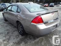 Make Chevrolet Model Impala Year 2006 Colour Grey kms