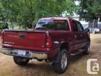 Make Chevrolet Model Silverado 1500 Colour red Trans