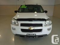 2006 Chevrolet Uplander White Exterior in good
