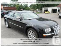 2006 Chrysler 300C C, 52,325 Address:  Chesapeake, VA