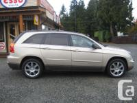 Make Chrysler Model Pacifica Year 2006 Colour Gold kms