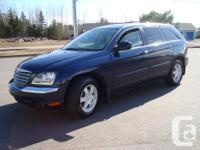 2006 Chrysler Pacifica Touring edition; AWD; leather,