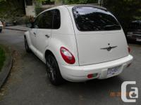 Make Chrysler Model PT Cruiser Year 2006 Colour White