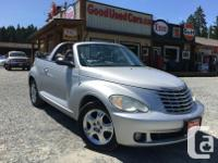 Make Chrysler Model PT Cruiser Year 2006 Colour Silver