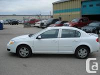 Make Chevrolet Model Cobalt Year 2006 Colour White kms