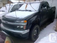 Make Chevrolet Model Colorado Year 2006 Colour BLACK