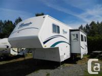 Was $27995 Now $24880. This trailer has been very well
