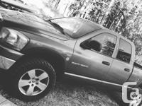 Make Dodge Model 1500 Year 2006 Colour Grey kms 276000