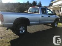 Make Dodge Model Ram 3500 Year 2006 Colour Silver kms