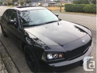 Make Dodge Model Charger Year 2006 Colour Black kms