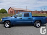 Make Dodge Model Dakota Year 2006 Colour Blue kms