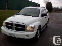 Shelburne, ON 2006 Dodge Durango Limited This reliable