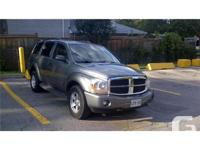 Toronto, ON 2006 Dodge Durango SLT This reliable and