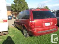 Make Dodge Model Grand Caravan Year 2006 Colour red