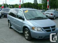 Make Dodge Model Caravan Year 2006 Colour Blue kms
