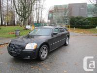 Make Dodge Model Magnum Year 2006 Colour black kms