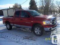 Stirling, AB 2006 Dodge Ram 1500 Pickup Truck This pick