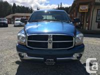 Make Dodge Model Ram Year 2006 Colour Blue kms 149000