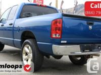 Make Dodge Model Ram 1500 Year 2006 Colour Blue kms