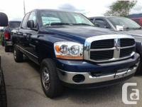2006: Dodge : Ram 2500    Click here to visit our