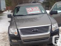 Make Ford Model Explorer Year 2006 Colour Tan kms