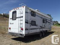 2006 Terry Fifth wheel Recreational Vehicle. 32' Back