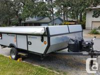 2006 Fleetwood Graphite tent trailer for sale. It has