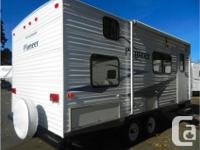 Price: $13,995 Stock Number: RV-1755B Perfect for a