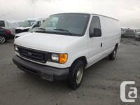 Make Ford Model Econoline Cargo Van Year 2006 Colour