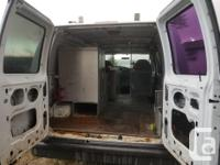 Make Ford Model E250 Year 2006 Trans Automatic kms for sale  British Columbia