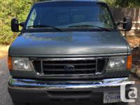 Make Ford Model E-350 Super Duty Van Year 2006 Colour