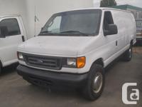 Make Ford Model E-350 Year 2006 Colour White kms