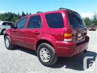 Make Ford Model Escape Year 2006 Colour Red kms 228549