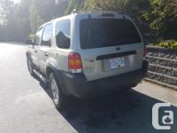 Make Ford Model Escape Year 2006 Trans Automatic kms