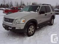 2006 Ford Explorer XLT - Only 138,000kms - 4.0L, V6