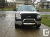 2006 FORD F-150, EXT.CAB, 4X4, VERY GOOD LOOKING AND