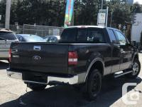 2006 Ford F-150 Lariat Supercab 5.5-Ft 4WD $10,888
