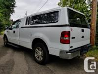 Make Ford Colour White Trans Automatic kms 262000 BUY