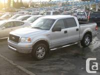 18 MAGS, XLT, LOADED, GREAT WELL TAKEN CARE OF TRUCK,