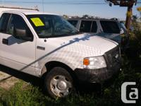 2006 FORD F-150 XL $ 5,479* Certified and E-tested