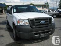 Year: 2006  Make: Ford  Model: F-150  Trim: XL Reg. Cab