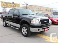 Khyber Motors LTD  2006 Ford F-150 XLT 4X4  TO SEE MORE
