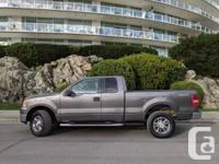 Make Ford Model F-150 Series Year 2006 Colour Carbon