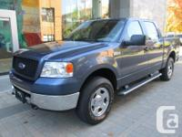 Make Ford Model F-150 Year 2006 Colour Blue kms 126000