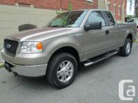 Make Ford Model F-150 Year 2006 Colour Gold kms 120000